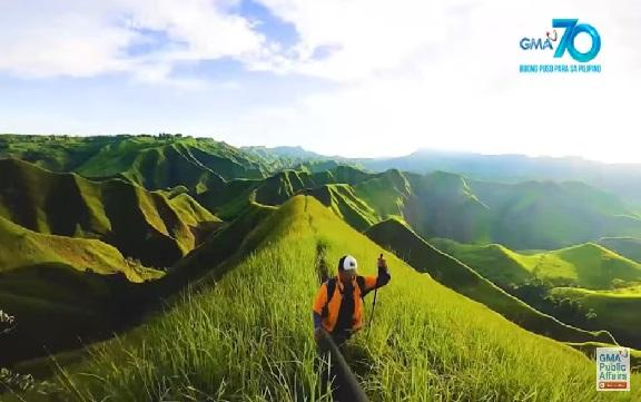 Mountain Ridges sa Mindanao!