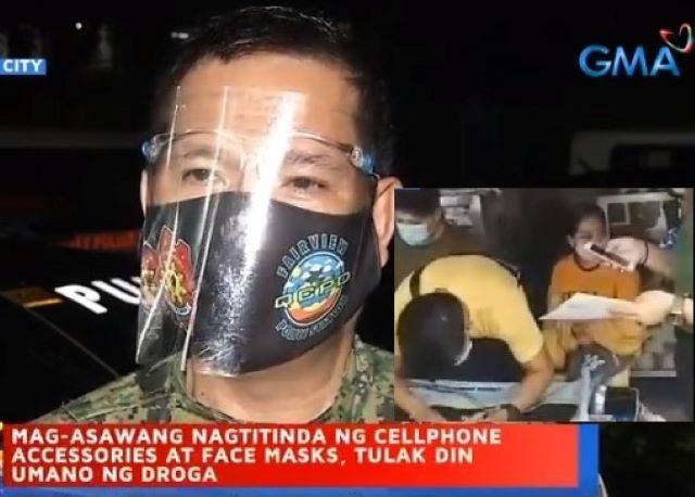 Illegal drugs Fairview, Quezon City