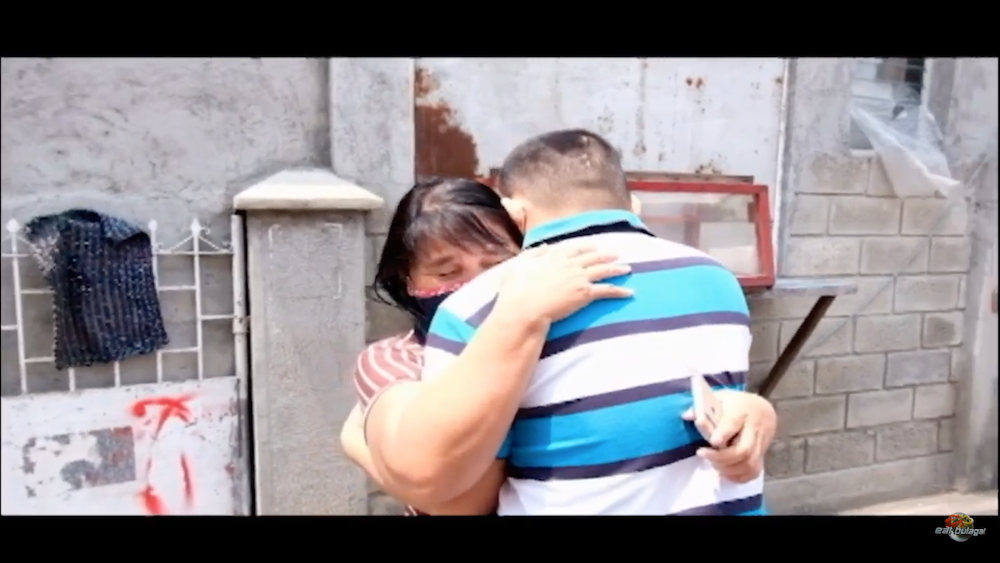 Mother reunites with lost son Bawal Judgmental