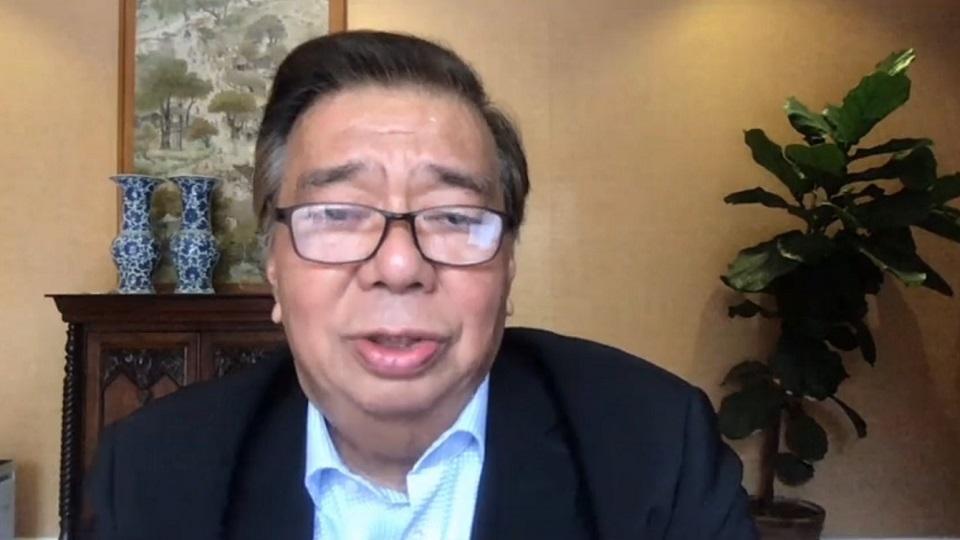 Drilon: 'Wrong, baseless' to assume Robredo is giving up prexy run in Eleksyon 2022 - GMA News Online