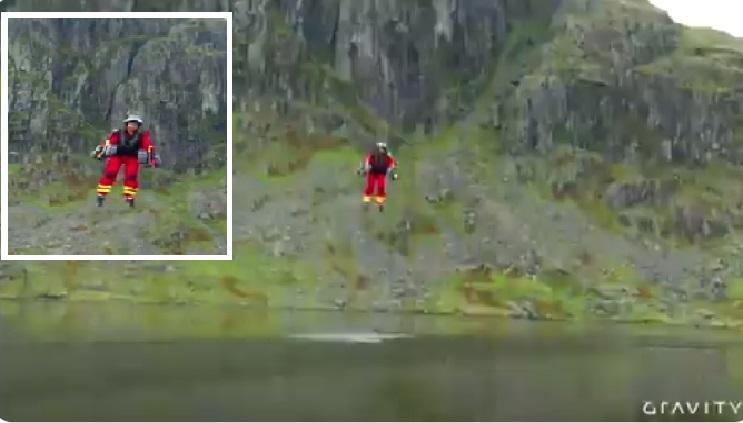 flying paramedic