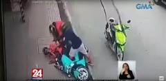 valenzuela riding in tandem
