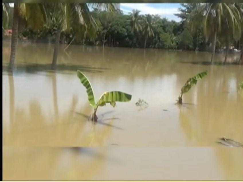 1 dies, 1 missing, 35K families hit by heavy flooding in Cotabato, Maguindanao
