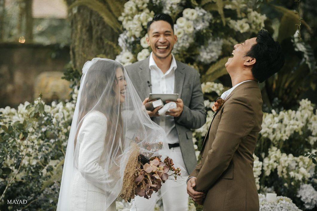 KZ Tandingan-TJ Monterde Wedding Ceremony & Details