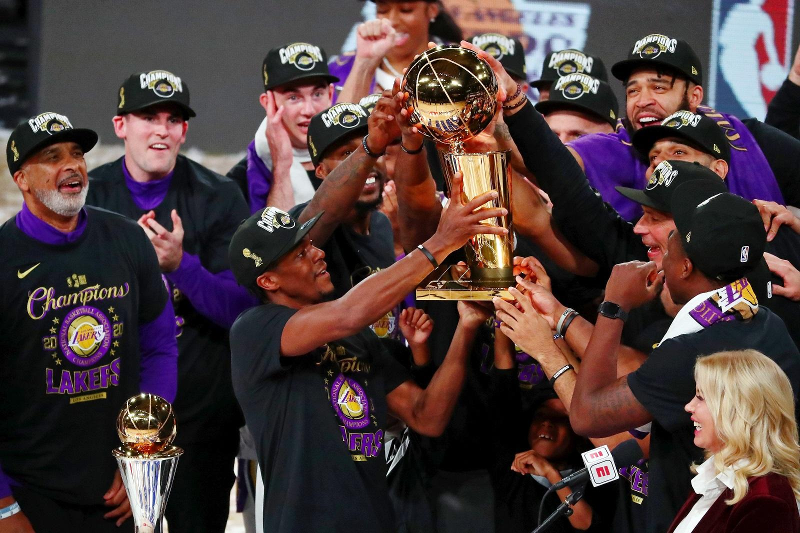 The Winners of the 16th NBA Championship | Examples and Samples