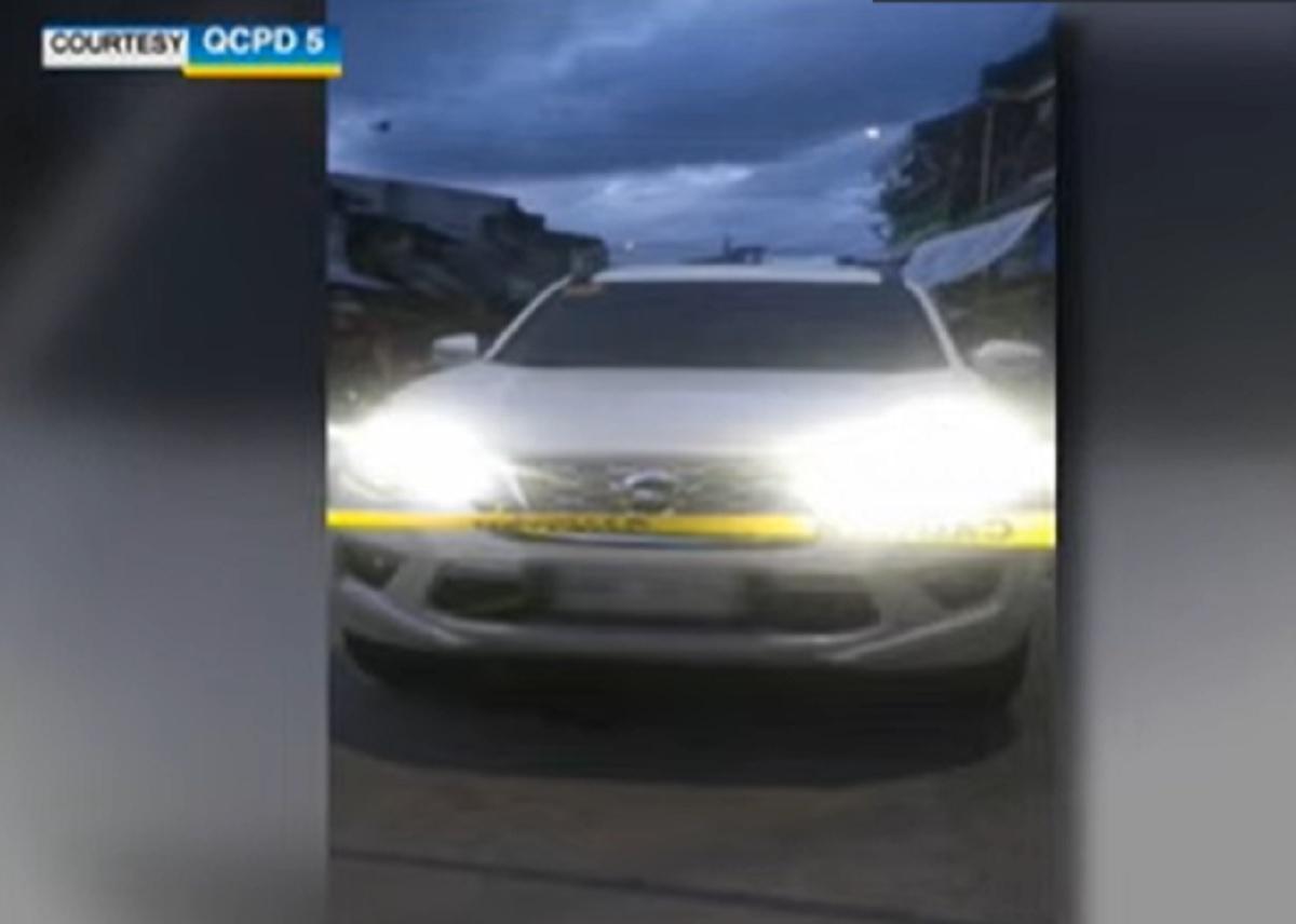 Carnapped vehicle
