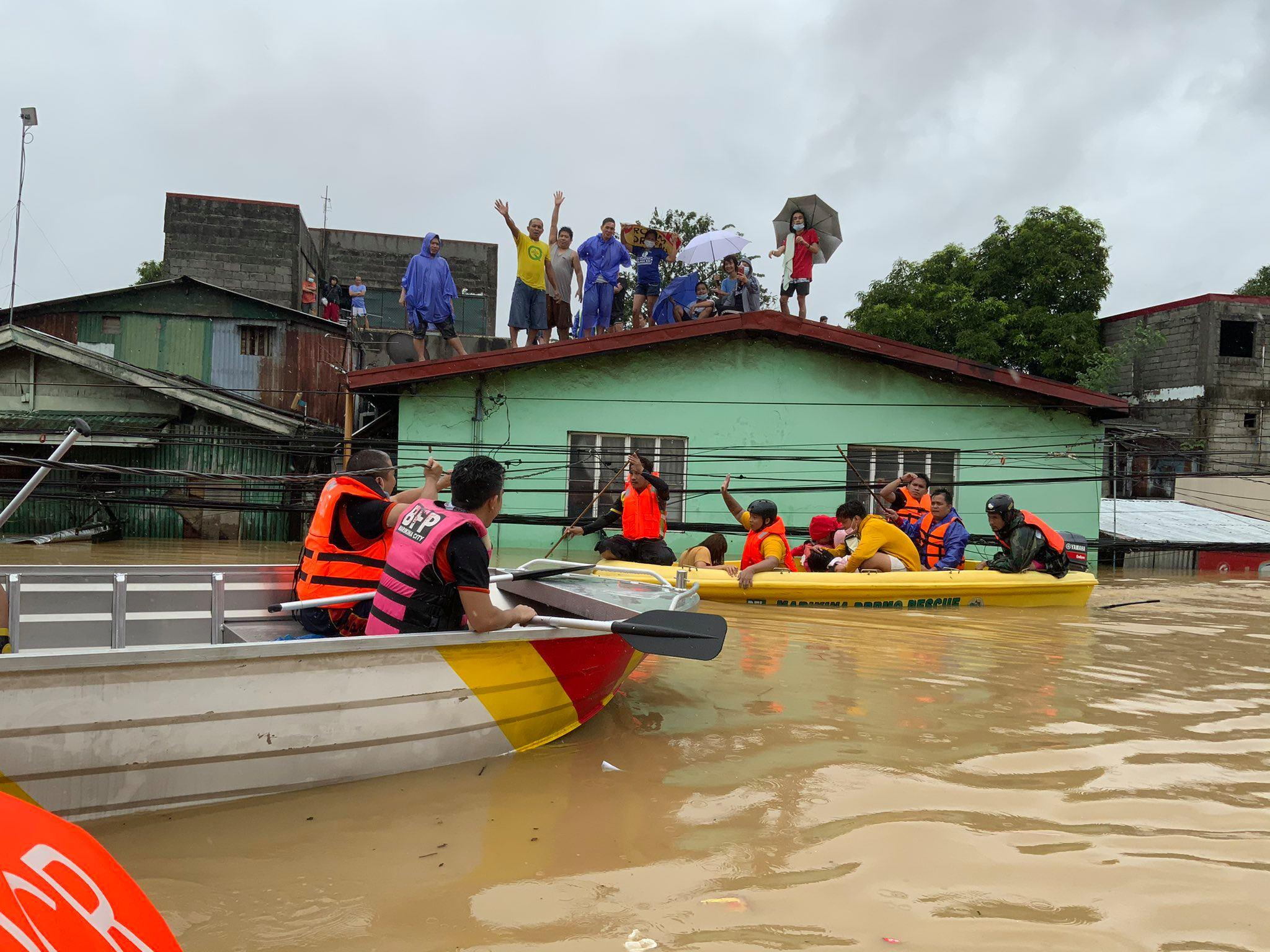 Flooding in low-lying areas worsened by subdivisions —DOST exec