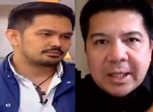 PACC's Greco Belgica and Rep. Mike Defensor composite