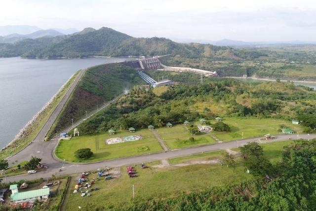 Magat Dam not designed for flood control, says NIA - GMA News Online
