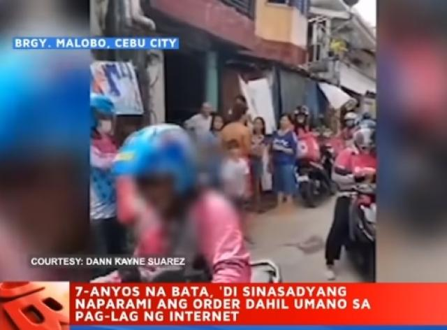Multiple same-order food deliveries in Cebu City