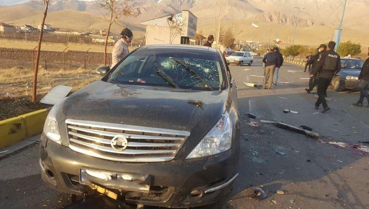 Suspected Iranian nuclear mastermind Fakhrizadeh assassinated near Tehran