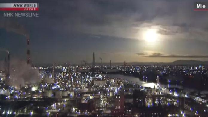 meteor in japan/NHKWorld