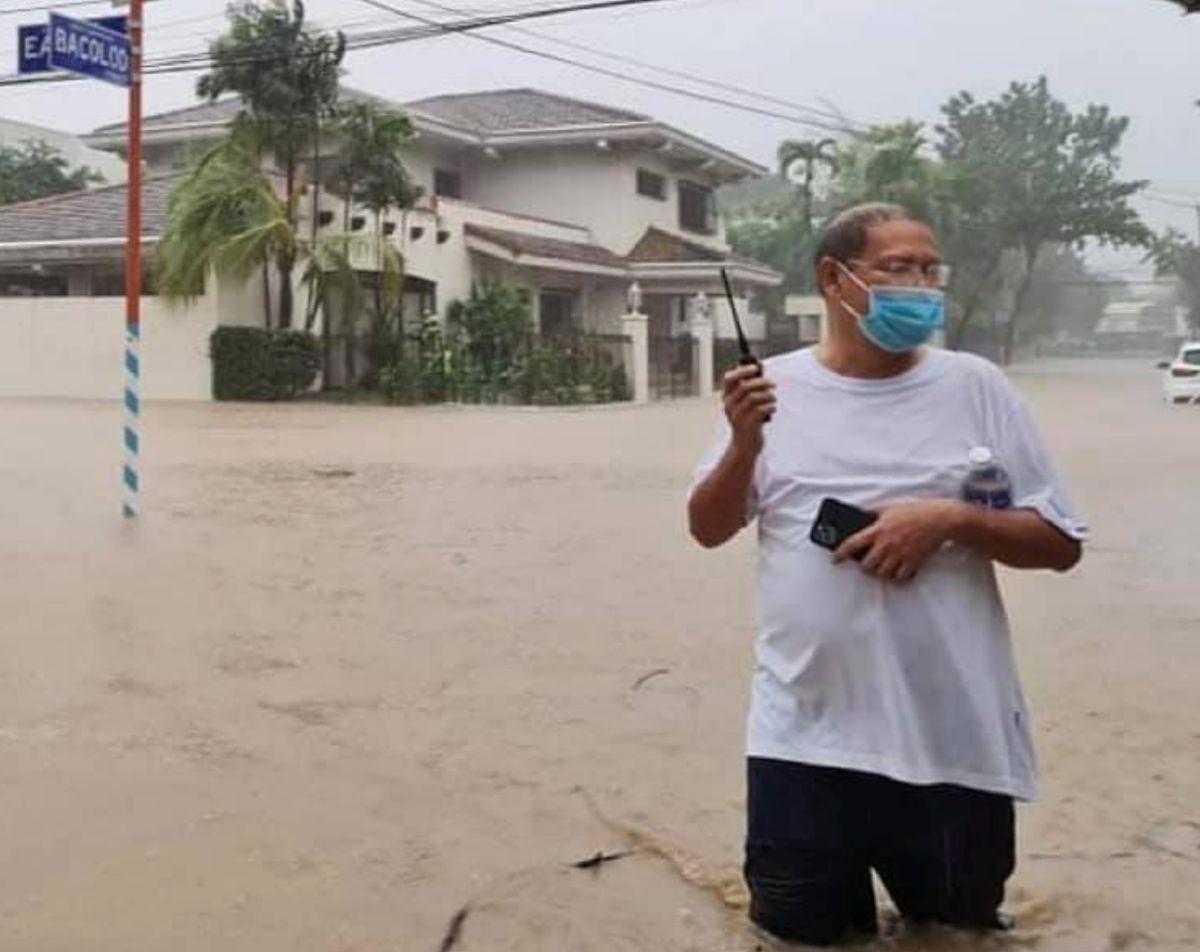 Marikina Mayor Teodoro: Nao-overwhelm na kami, parang Ondoy na ito
