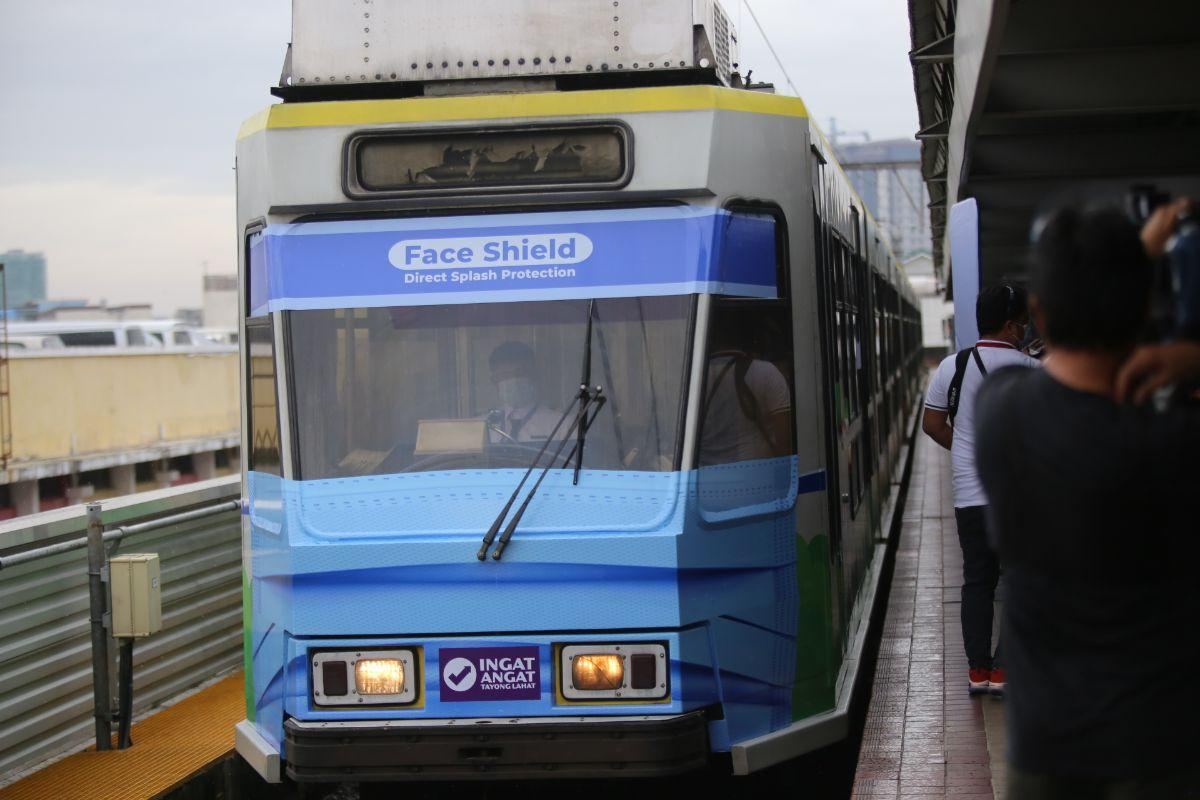LRT1 operations no longer suspended on April 24, 25