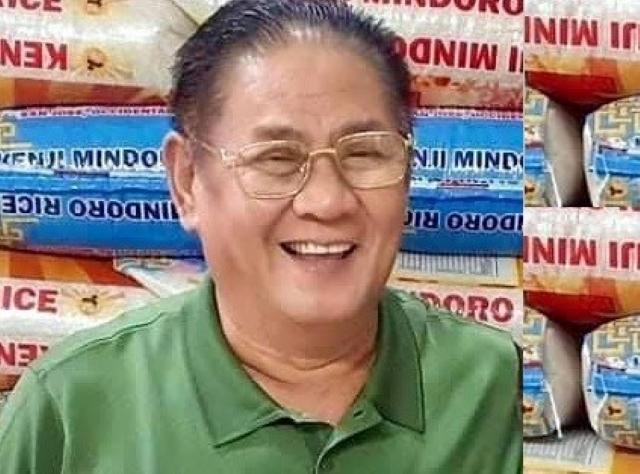 Former Pablilao, Quezon Mayor Romeo Romar Portes