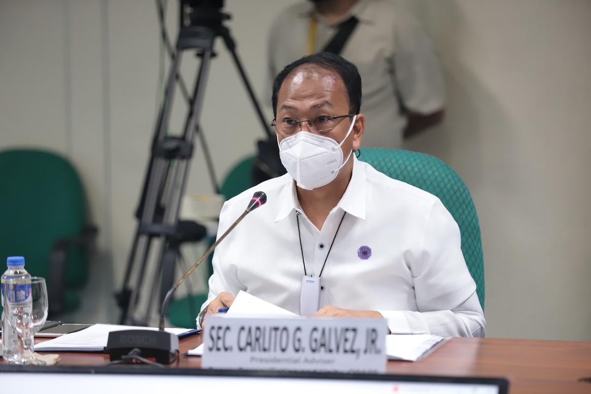 No bus missed, no ball dropped in vaccine procurement —Galvez