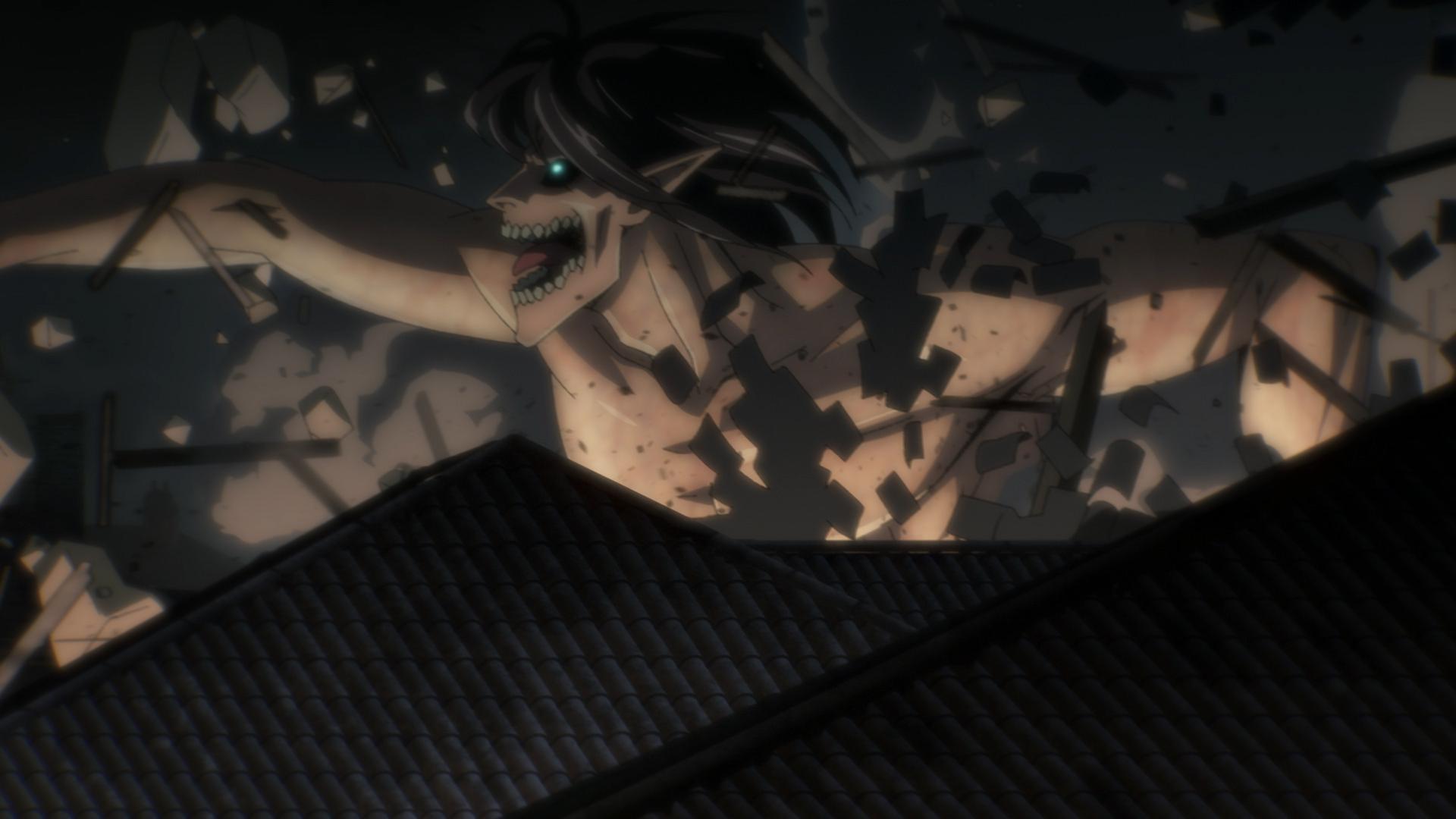 'Attack on Titan' Season 4 premiere introduces the world ...