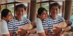 Meryll Soriano and Willie Revillame