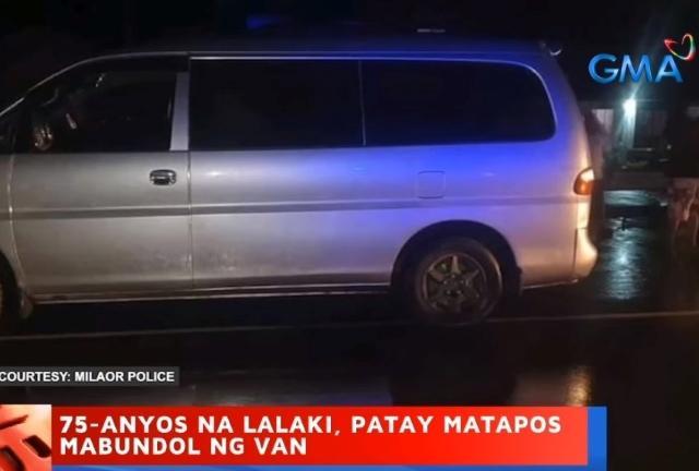 Camarines Sur road incident