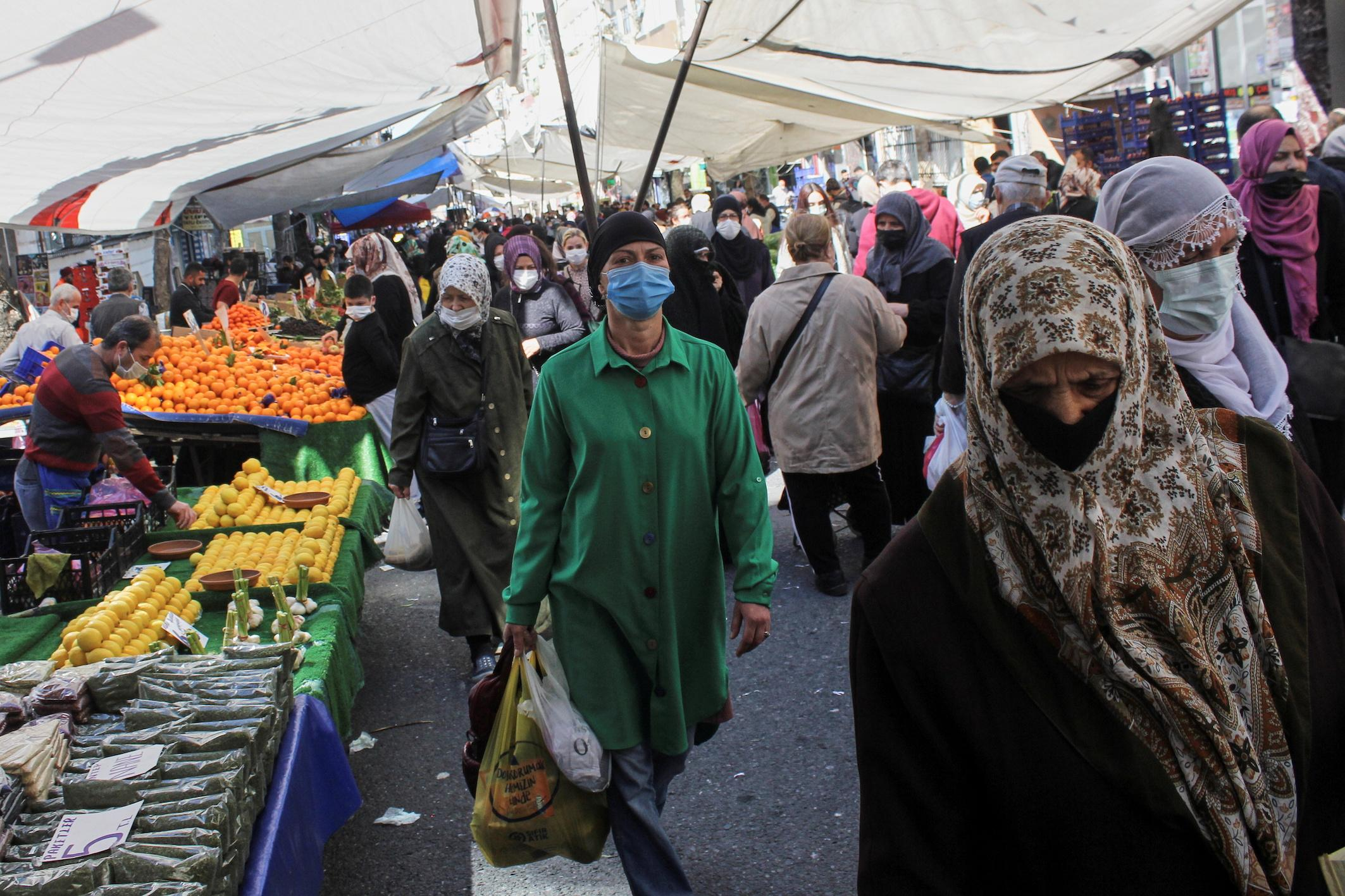 Inequality, inflation hurting pandemic recovery - IMF