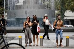COVID-19 in Israel - Israel drops mask order