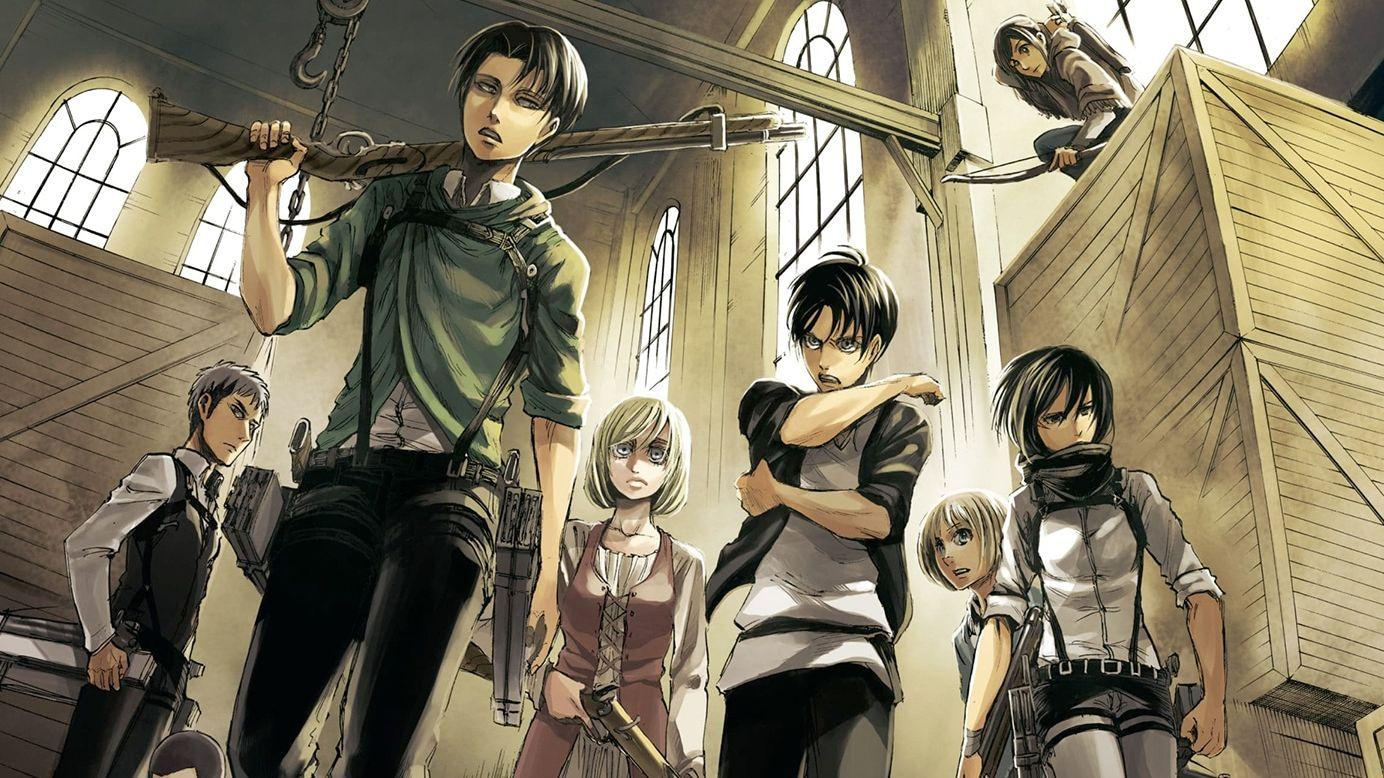 'Attack on Titan' manga ends after 11 years