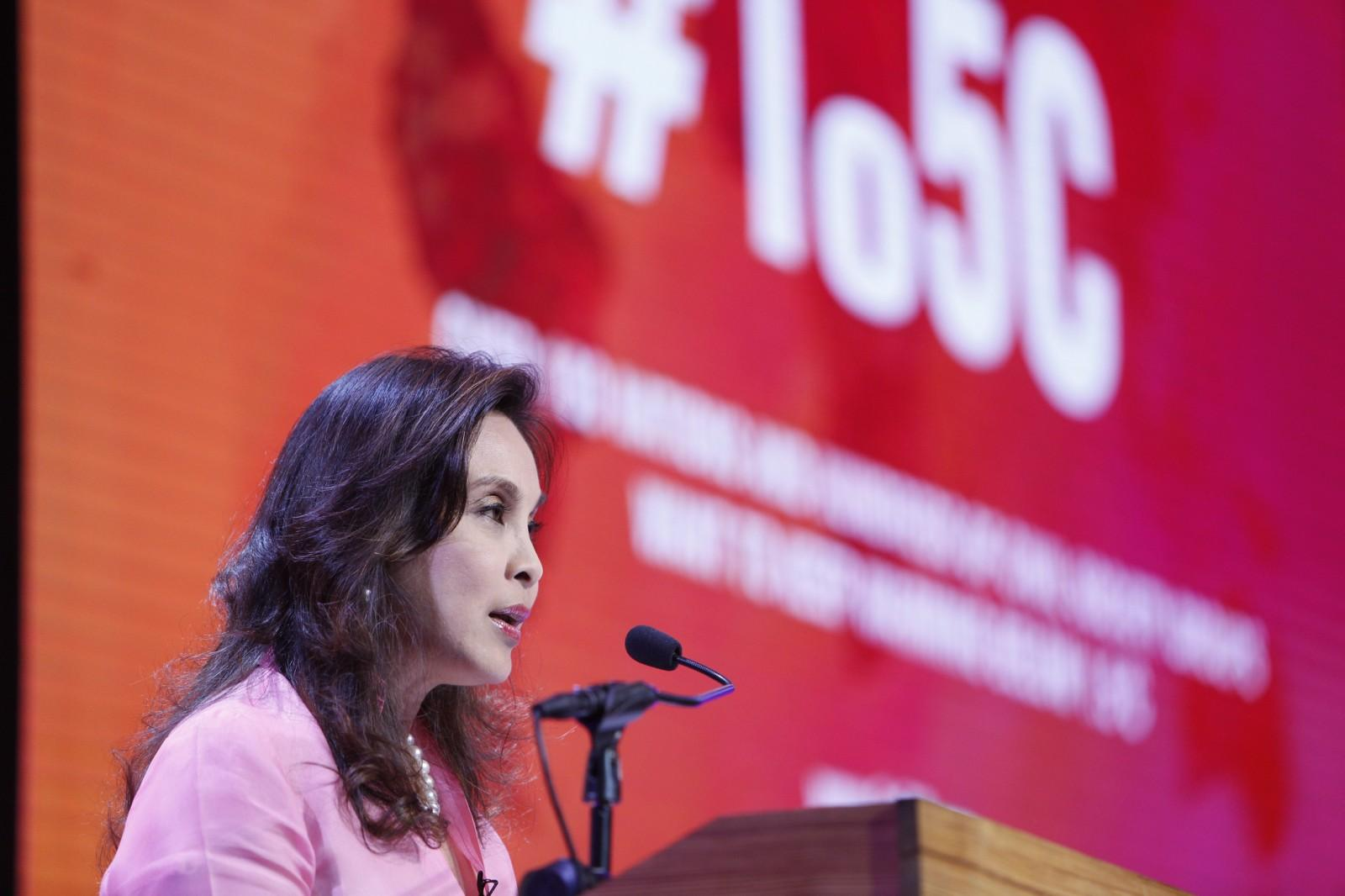Legarda calls for bolder climate action for a resilient and sustainable pandemic recovery