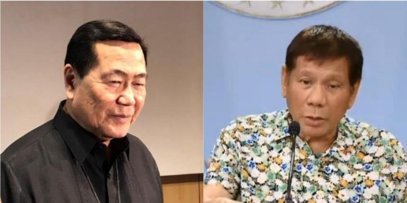 Duterte should retract 'dangerous' statements on West Philippine Sea --Carpio