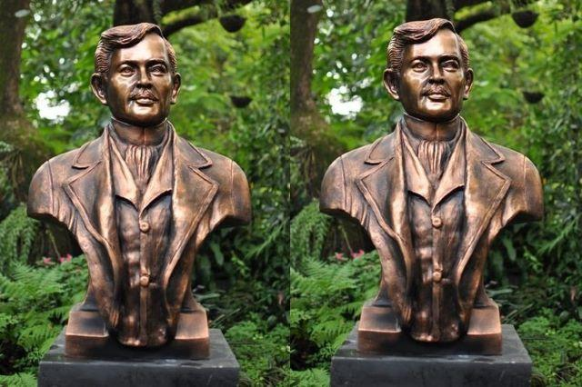 Jose Rizal bust to be installed in Alberta, Canada park