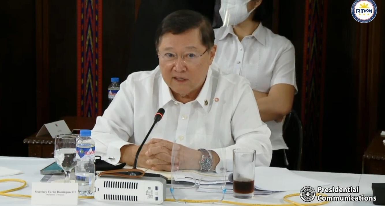 Are we borrowing too much? DOF chief Dominguez explains