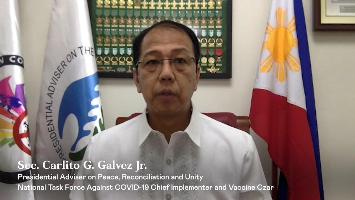 Uniform quarantine protocols eyed for Filipinos vaccinated in Philippines and abroad —Galvez