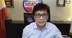 MMDA Chairman Benjamin Abalos Jr. at July 19, 2021 briefing