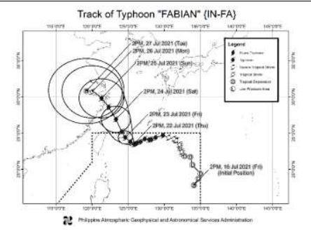 Signal No. 1 still up over Batanes, Babuyan Islands due to Fabian - GMA News Online