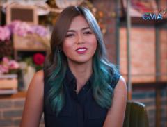 Actress, model, host Arianne Bautista