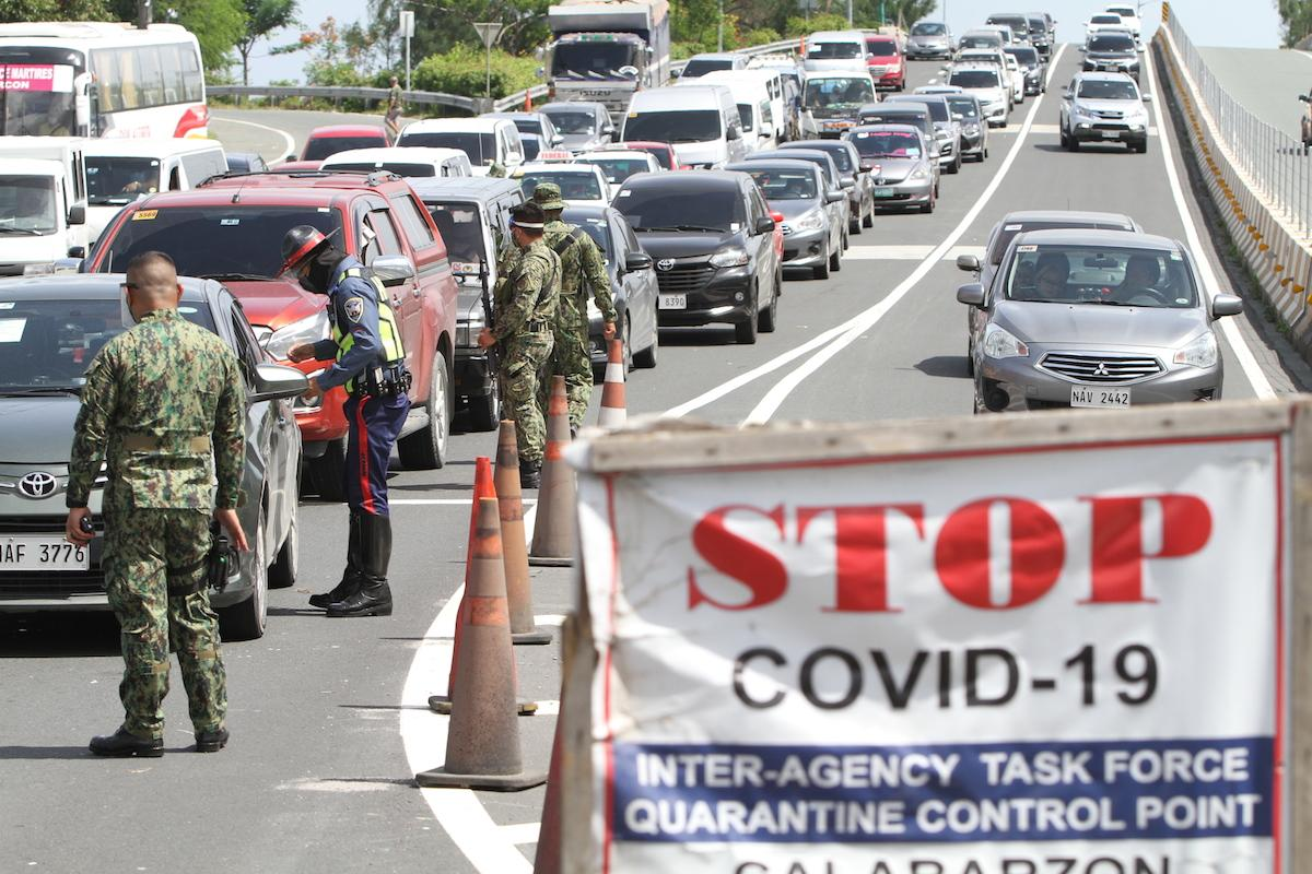 PNP vows to respect human rights at NCR Plus border control points