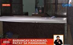 Barangay official in Pasig City killed in gun attack