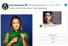 Kylie Brakeman 'pranked' by an entire country